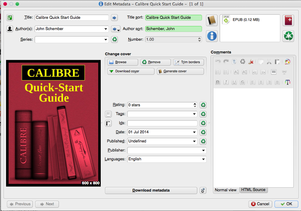 Calibre: Your Personal Library of Congress | YMP Now