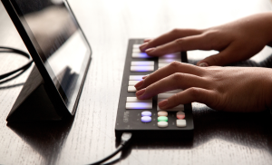 K-Board with Hands & Tablet