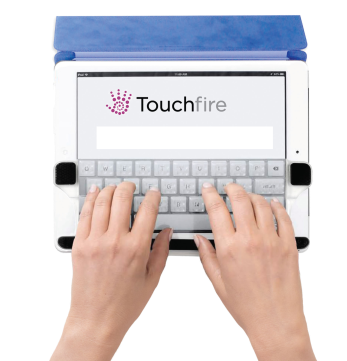 typing-with-touchfire